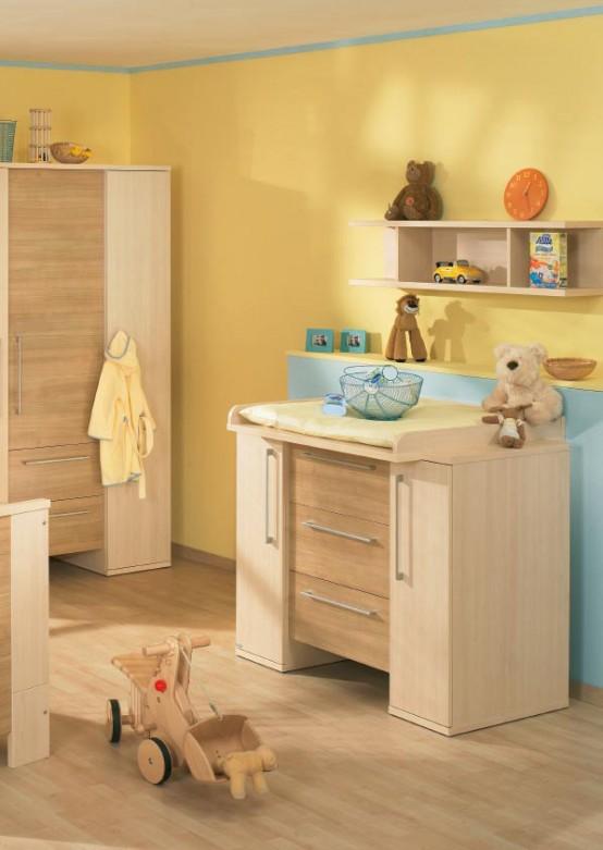 Ideas para decorar el dormitorio de su bebe por paidi for Ideas para decorar dormitorio bebe