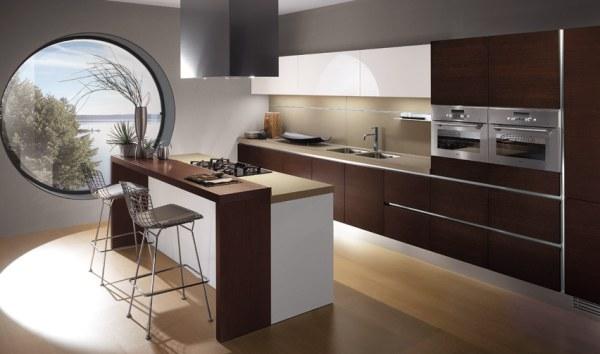 Diseños de la cocina italiana estilo y originalidad  Arkihome