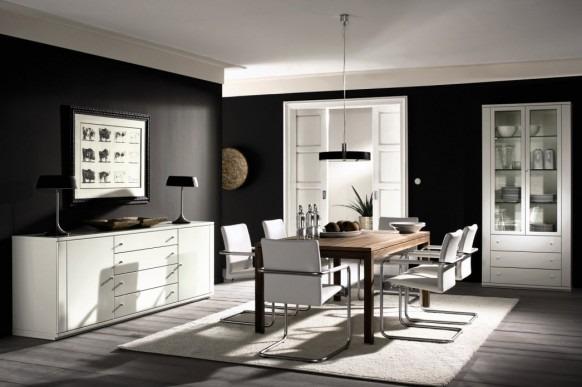 Impresionantes diseños para su comedor por Hülsta | Arkihome
