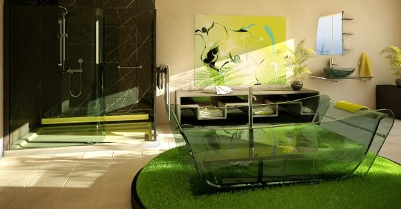 Diseño Cuartos De Baño | 16 Cuartos De Bano Inspiracion Para El Diseno Arkihome