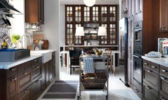 Ideas de diseño: Comedor, Cocina y Muebles por IKEA 2010 | Arkihome