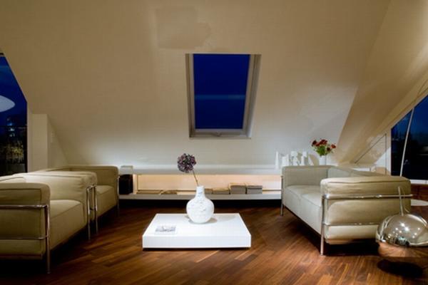 Apartamento En La Azotea Con Un Dise 241 O Elegante Y
