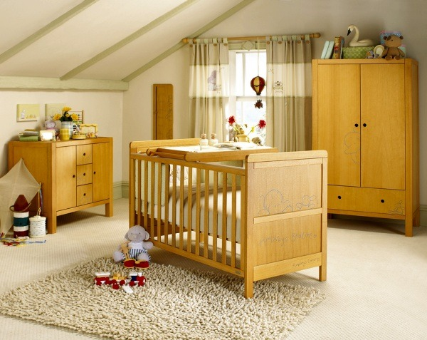 14 inspiradores arreglos para bebe: cunas y habitaciones | Arkihome