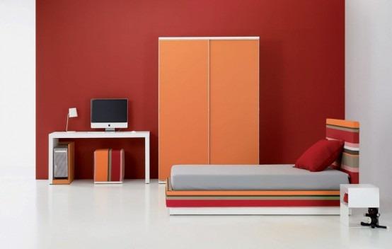 12 modernas y elegantes ideas para la decoración del dormitorio ...