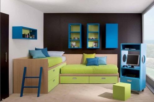 16 diseños inspiradores para la habitación de su niño, por Dearkids ...