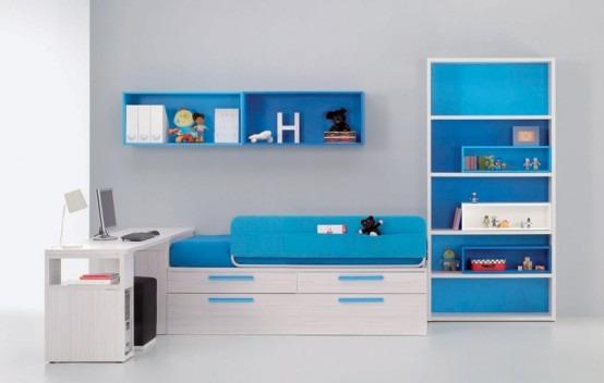 11 buenas ideas para el equipamiento de la habitación de sus niños ...