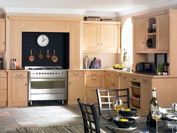 25 diseños tradicionales e inspiradores para la cocina   Arkihome