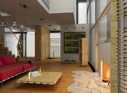 salas modernas im genes e ideas para su hogar arkihome