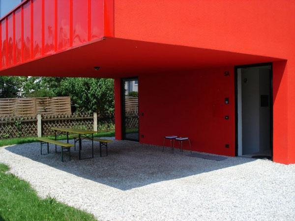 Pequeña casa con un sencillo y elegante diseño en Alemania   Arkihome