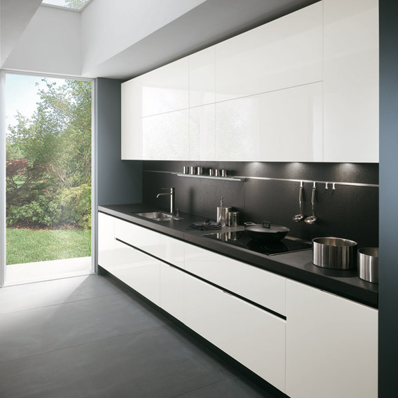 La cocina elektra para ernestomeda arkihome for Ernesto meda cucine