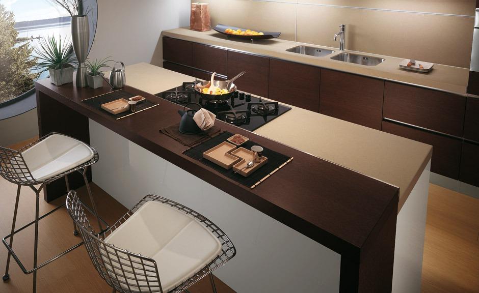 La cocina one para ernestomeda arkihome for Disenador de cocinas gratis