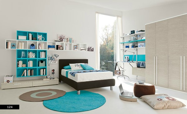 22 ideas para dormitorios de los ni os arkihome. Black Bedroom Furniture Sets. Home Design Ideas