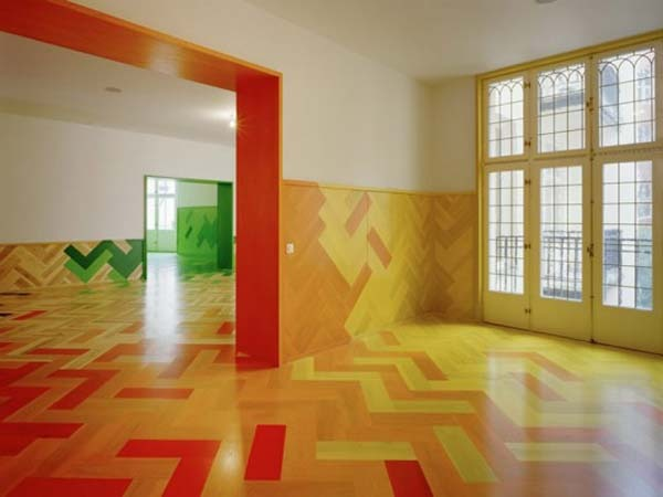 30 dise os de pisos arkihome for Diseno de pisos interiores