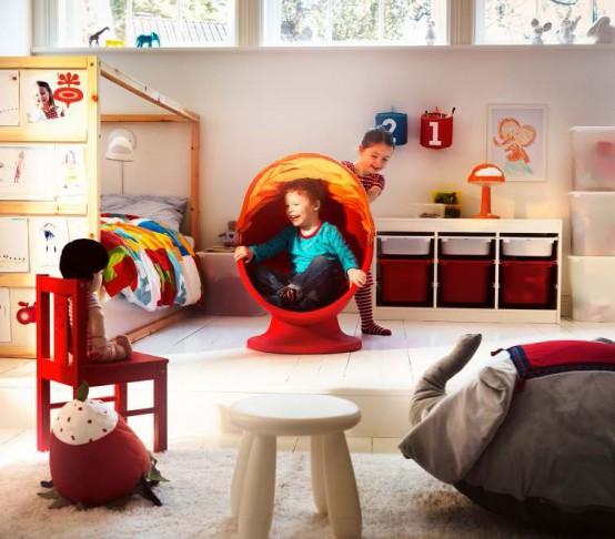 Dormitorios infantiles ikea 2012 | Arkihome