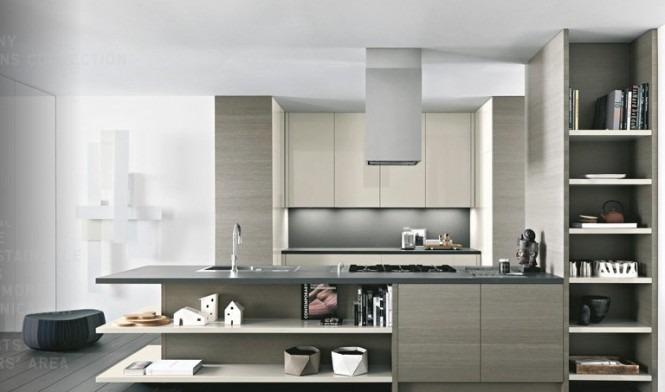 Cocinas modernas de c sar arkihome for Cocinas espectaculares fotos