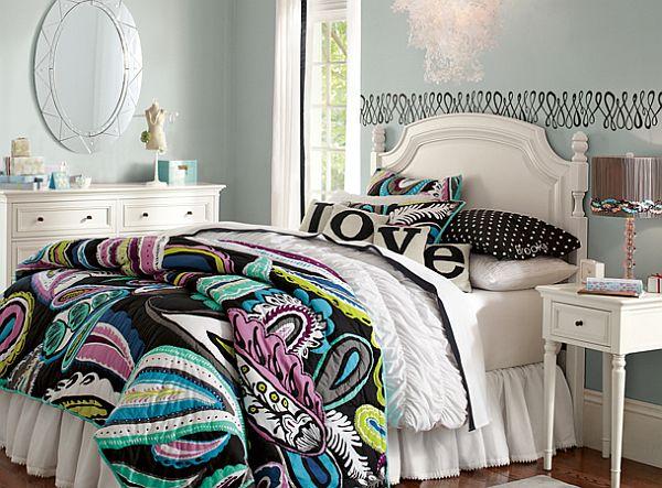 55 habitaciones juveniles modernas para mujeres adolescentes arkihome - Fotos de habitaciones juveniles modernas ...