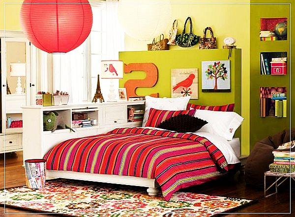 55 habitaciones juveniles modernas para mujeres Habitaciones juveniles rosa