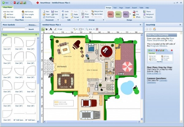 10 programas de dise o de interiores gratis arkihome House plans drawing software