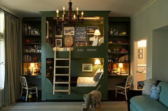 33 maravillosas ideas para el diseño del cuarto de los niños ...