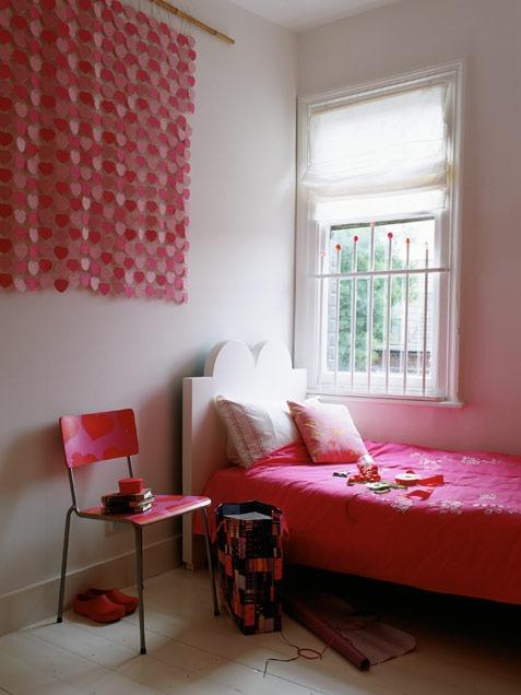 Utilisima Decoracion De Cuartos Infantiles ~ 33 ideas de dise?o maravillosas para cuartos de ni?as  Arkihome