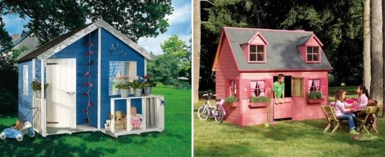Casas peque as de juego para ni os por cerland arkihome - Juego de crear casas y decorarlas ...
