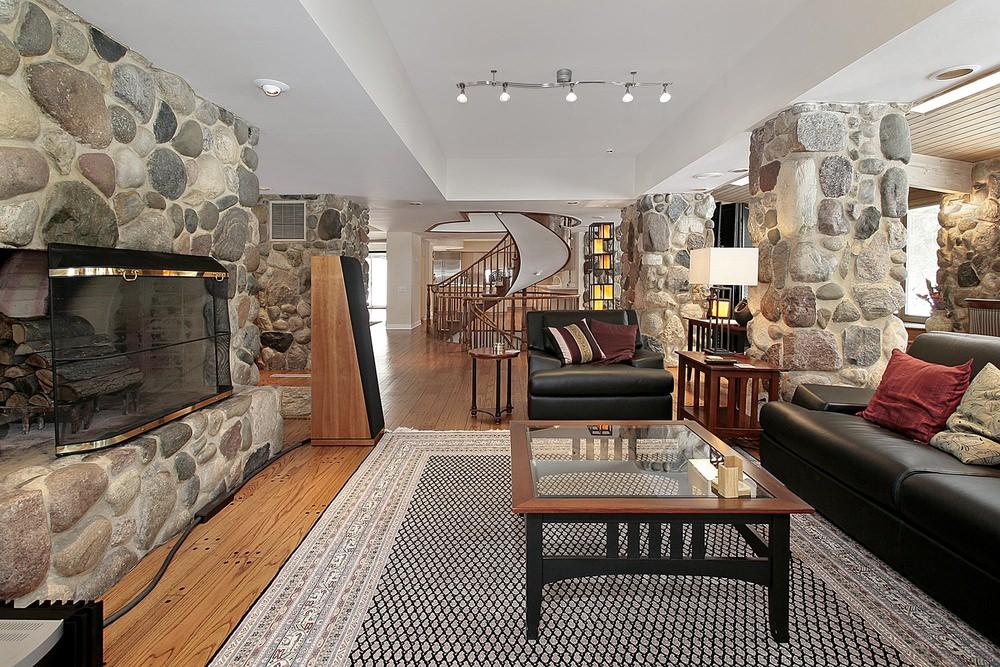 casa de campo muebles de sala 15 Ideas De Salas Rsticas Para Tu Casa De Campo Arkihome