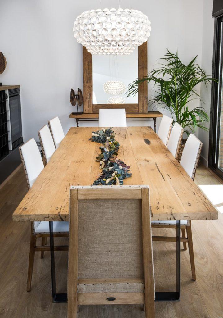 24 ideas de decoración de interiores rústicos | Arkihome
